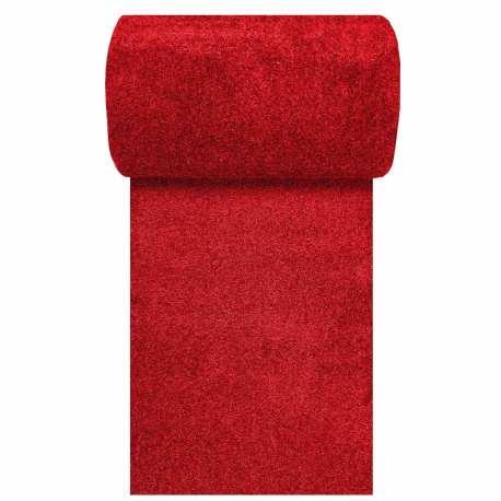 Czerwony chodnik na metry Portofino - szerokość od 80 do 120 cm