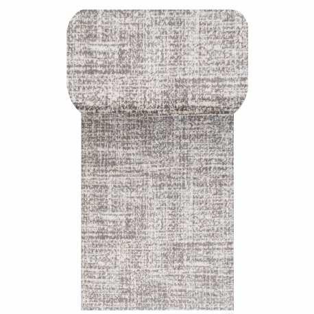 Beżowy chodnik dywanowy Vista 06 - szerokość od 60 do 120 cm