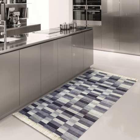 Chodnik nowoczesny do kuchni Blanka 01 - szary