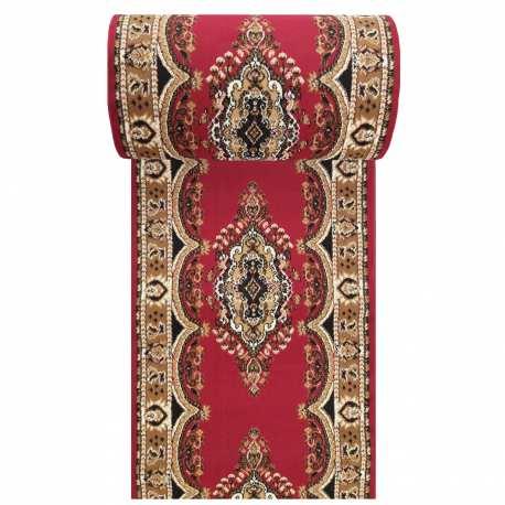 Chodnik klasyczny do salonu sypialni i przedpokoju BCF Alfa 06 - Czerwony